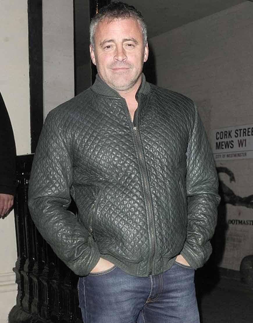 Friends-The-Reunion-2021-Matt-LeBlanc-Black-Leather-Jacket