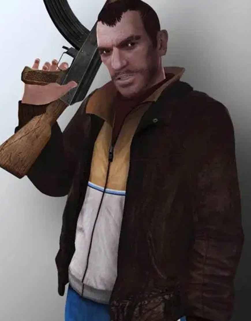 GTA-IV-Niko-Bellic-Brown-Leather-Jacket