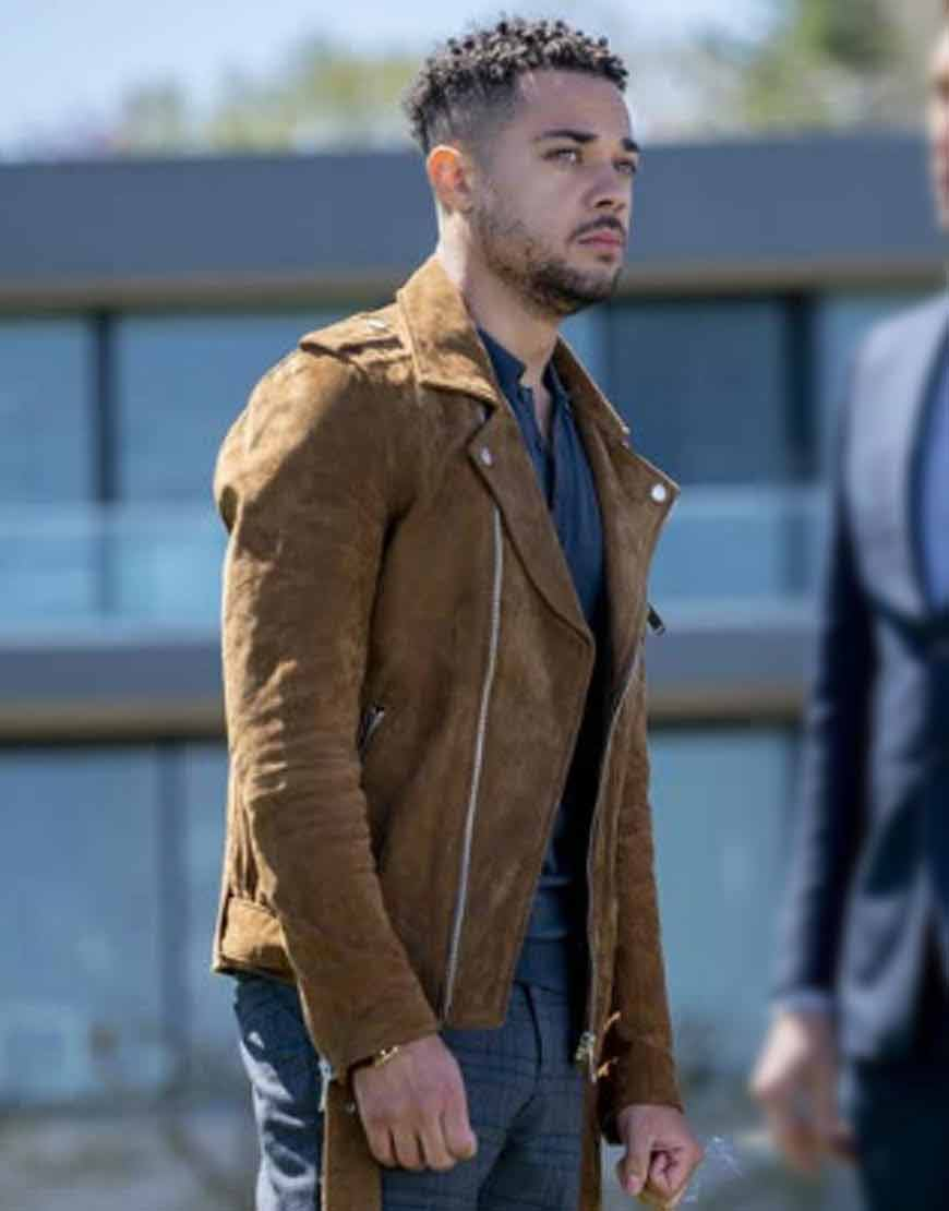 Law-And-Order-2021-Richard-Wheatley-Jr-Jacket-brown-Suede-Leather