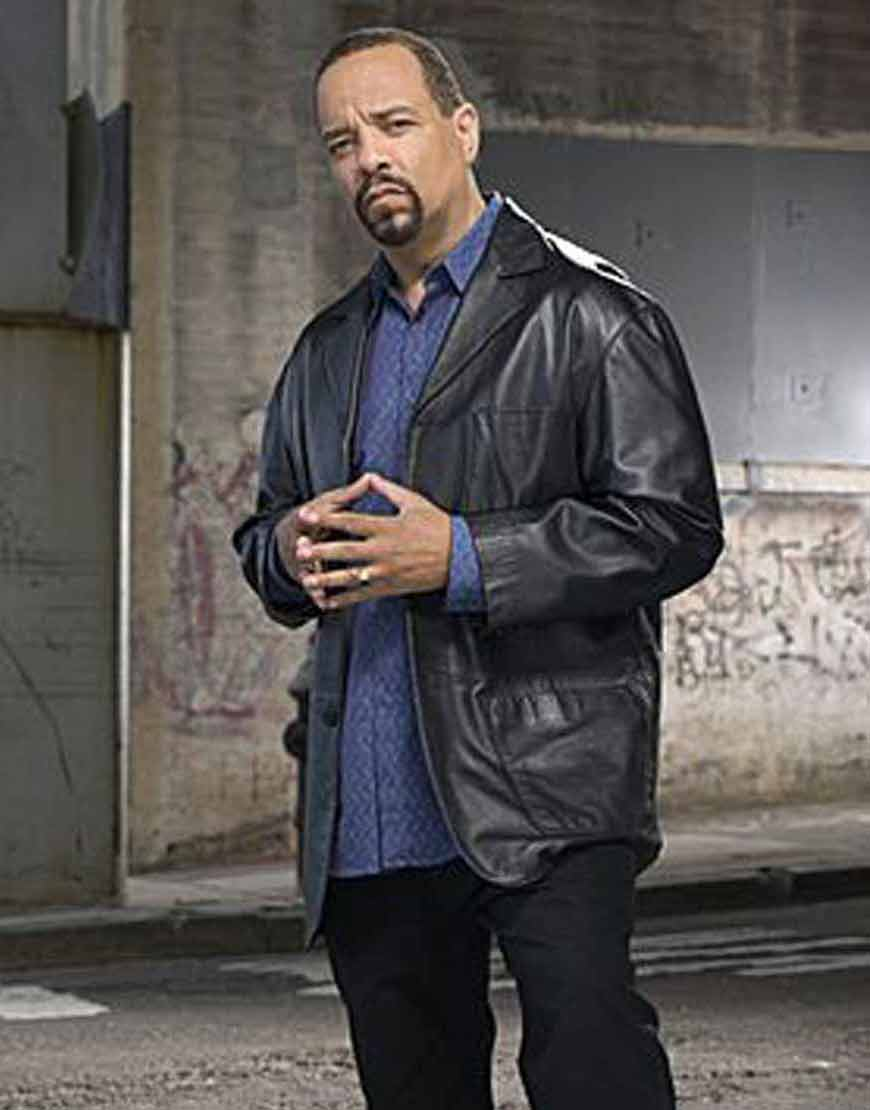 Law-and-Order-2021-Odafin-Tutuola-Black-Leather-Jacket