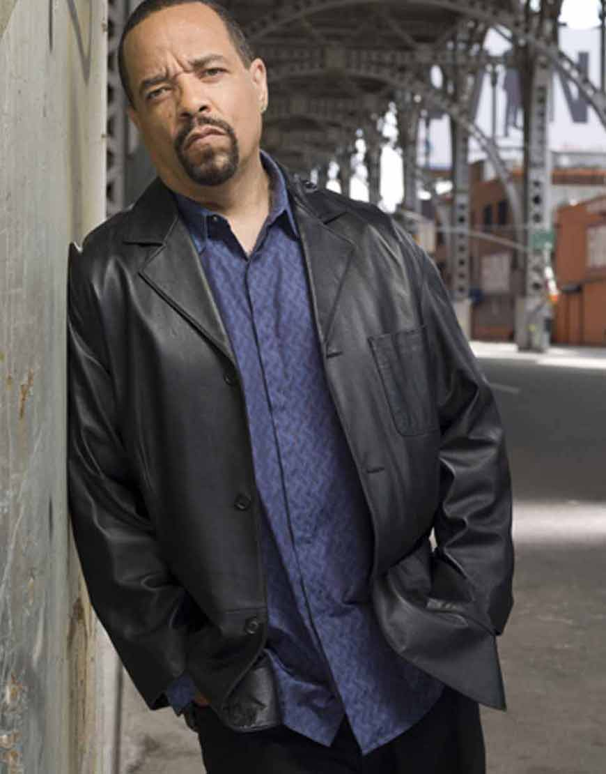Law-and-Order-2021-Odafin-Tutuola-Leather-Jacket