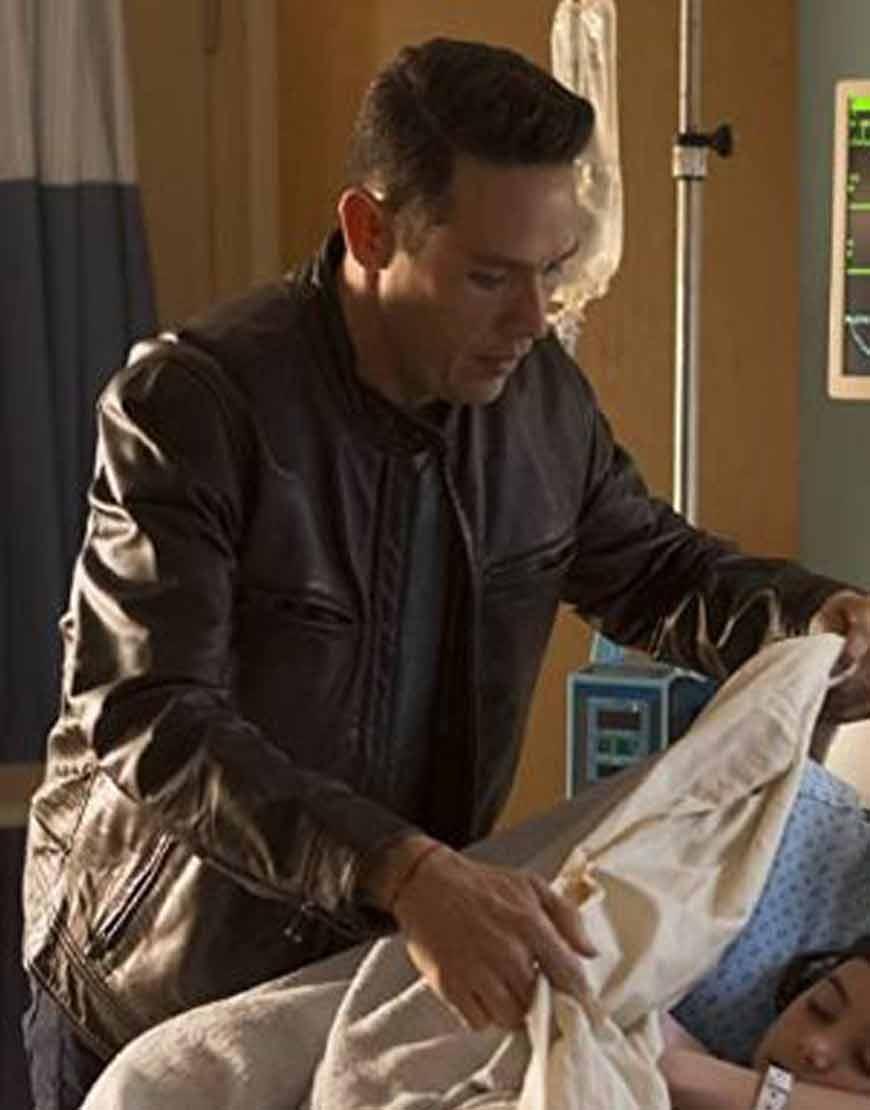 Lucifer-S05-Part-2-Kevin-Alejandro-Brown-Leather-Jacket