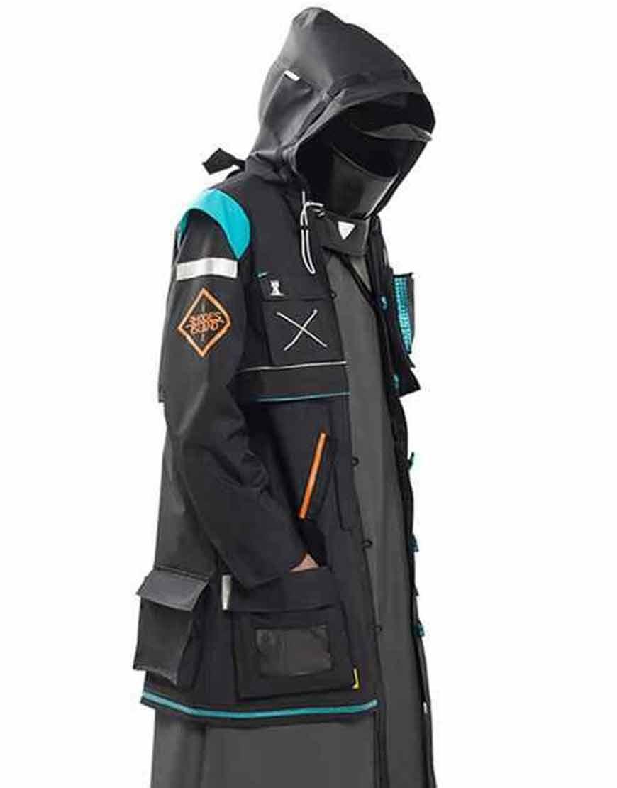 MobileGame-Arknights-Doctor-Coat