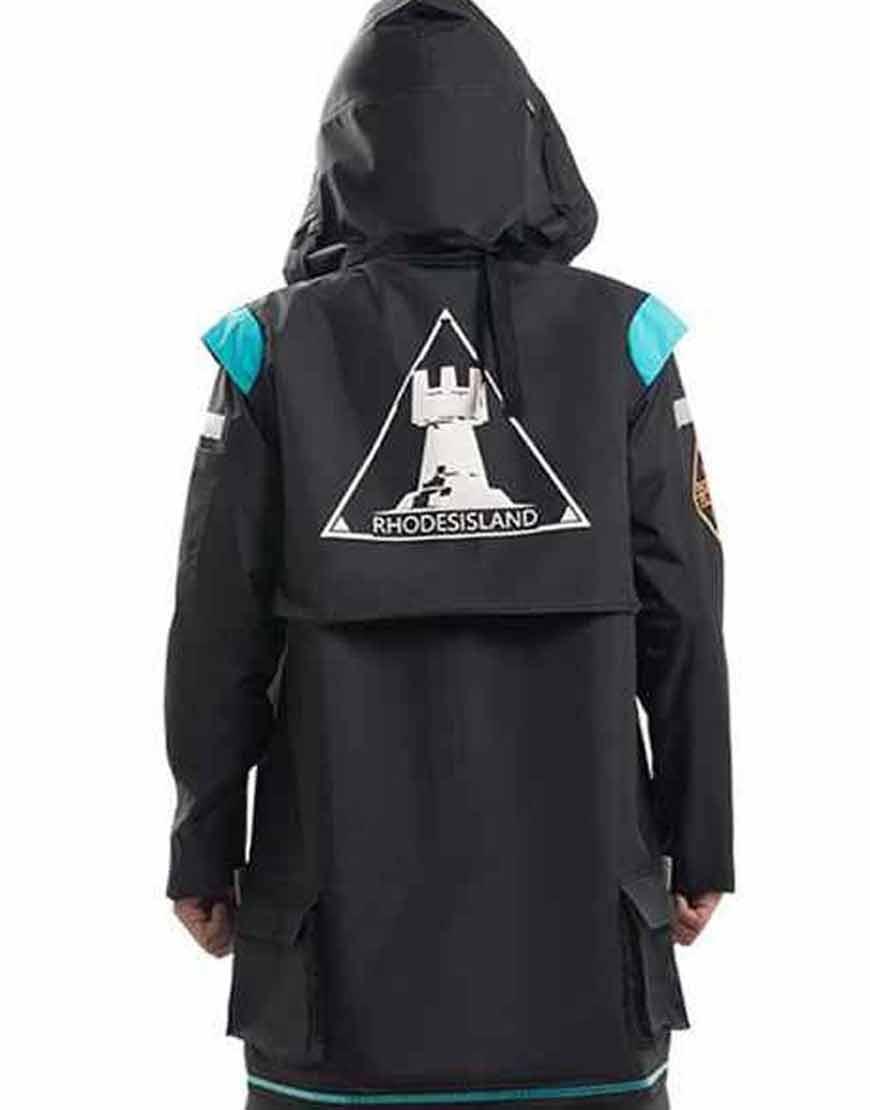 MobileGame-Arknights-Doctor-Hooded-Coat