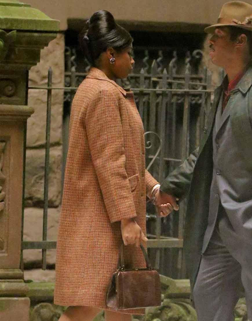 Respect-2021-Jennifer-Hudson-Brown-Coat