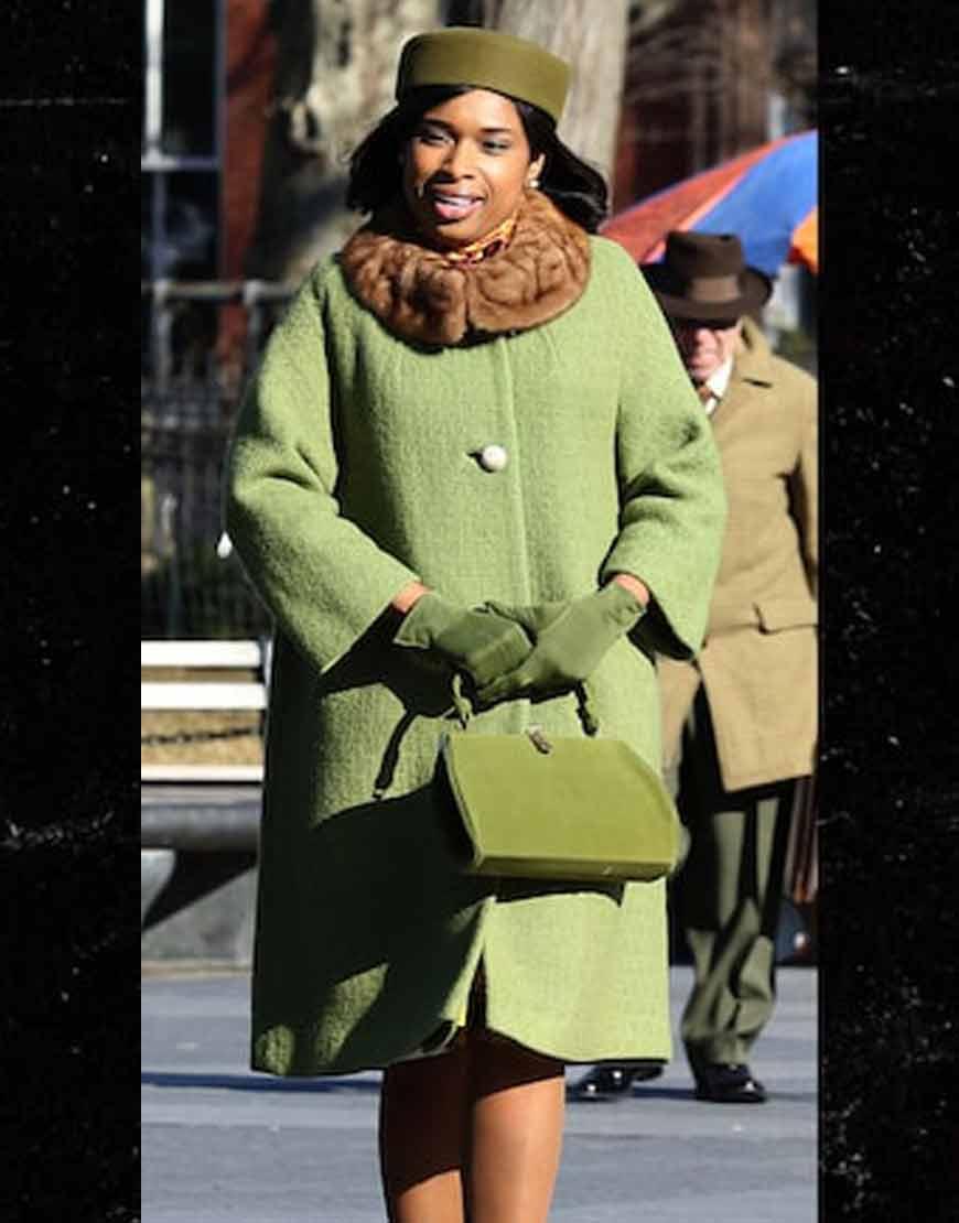 Respect-2021-Jennifer-Hudson-Green-Coat