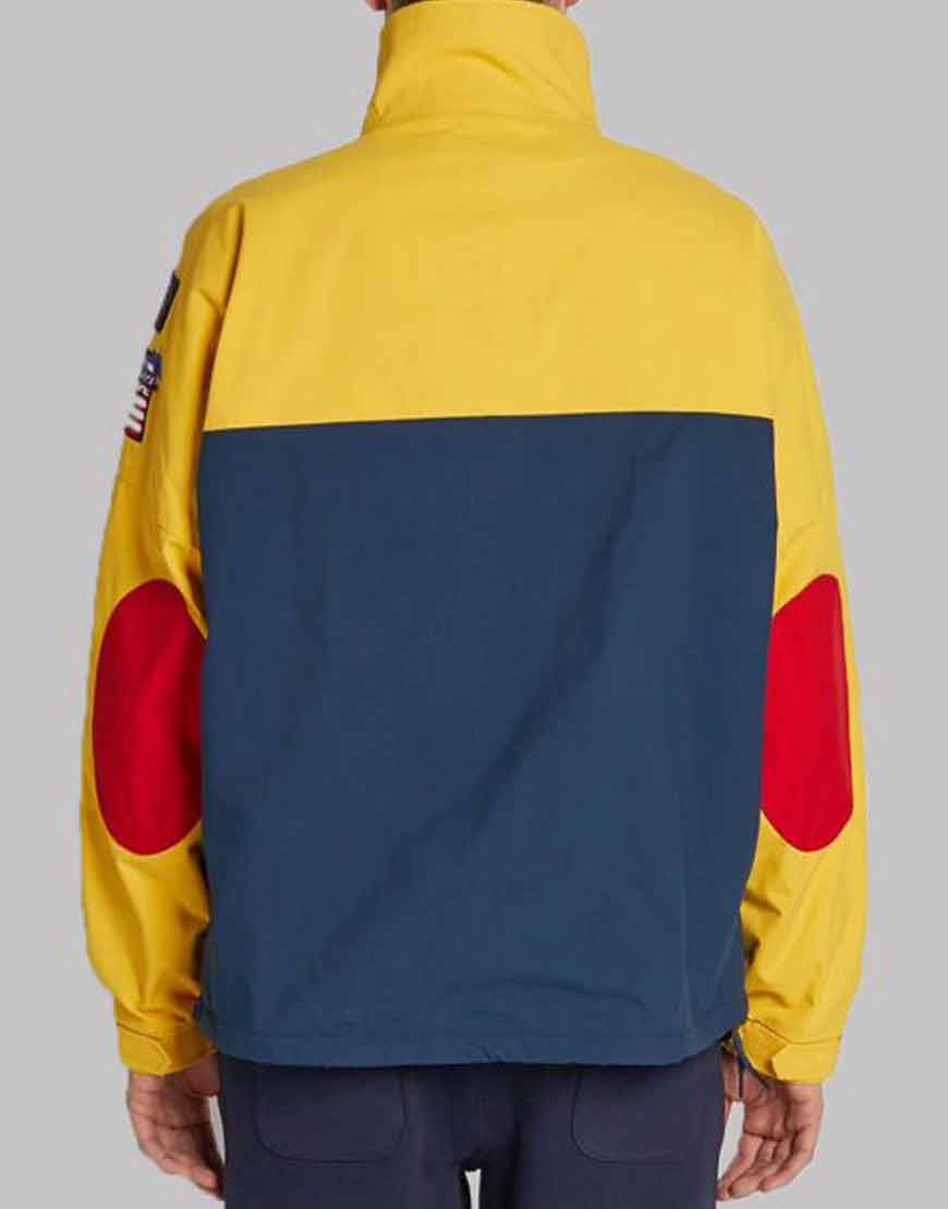 Snow-Beach-Cotton-Jacket