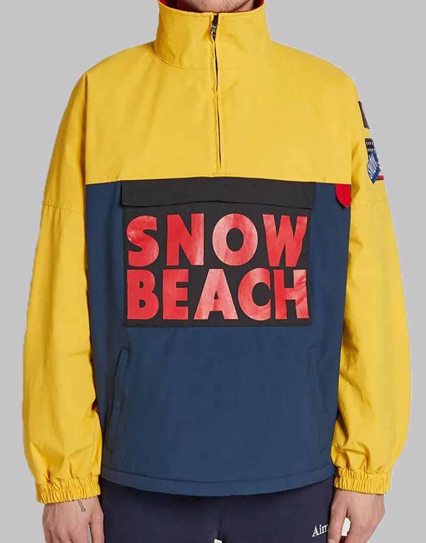 Snow-Beach-Polo-Cotton-Jacket