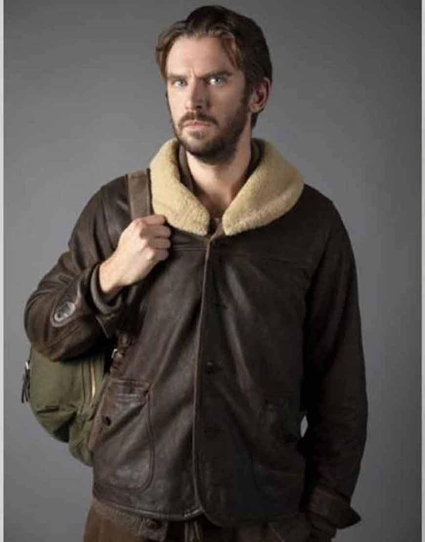 Solos-2021-Dan-Stevens-Leather-Jacket