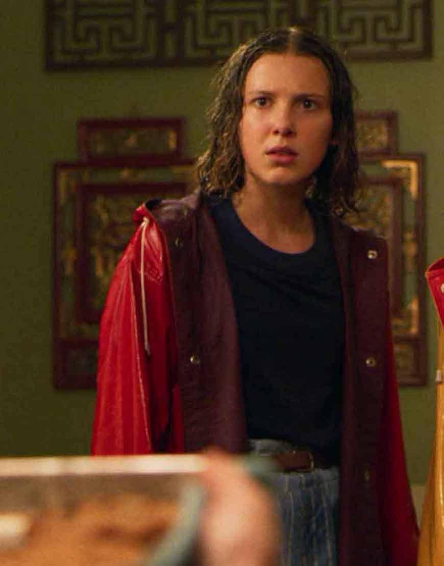 Stranger-Things-S04-Eleven-Red-Raincoat