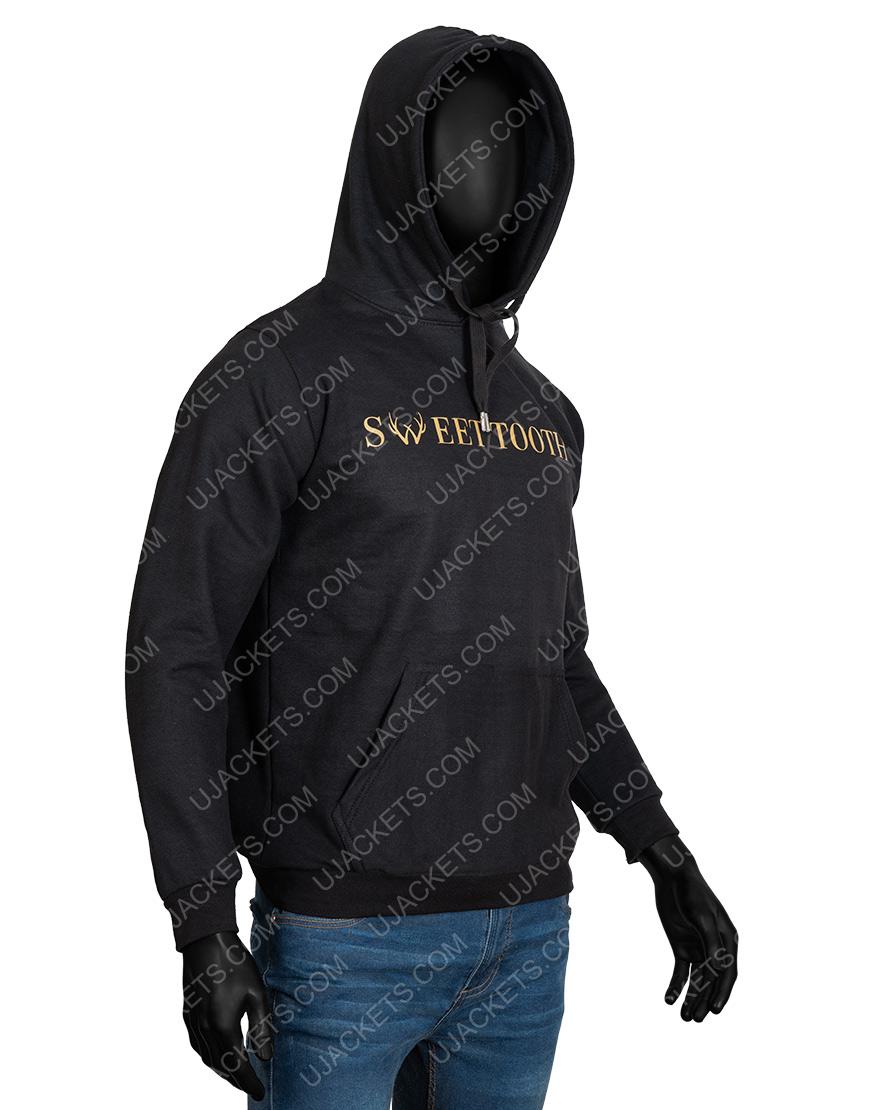 Sweet Tooth 2021 Black Hoodie For Men & Women
