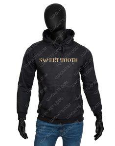 Sweet Tooth 2021 Unisex Black Hoodie For Men & Women
