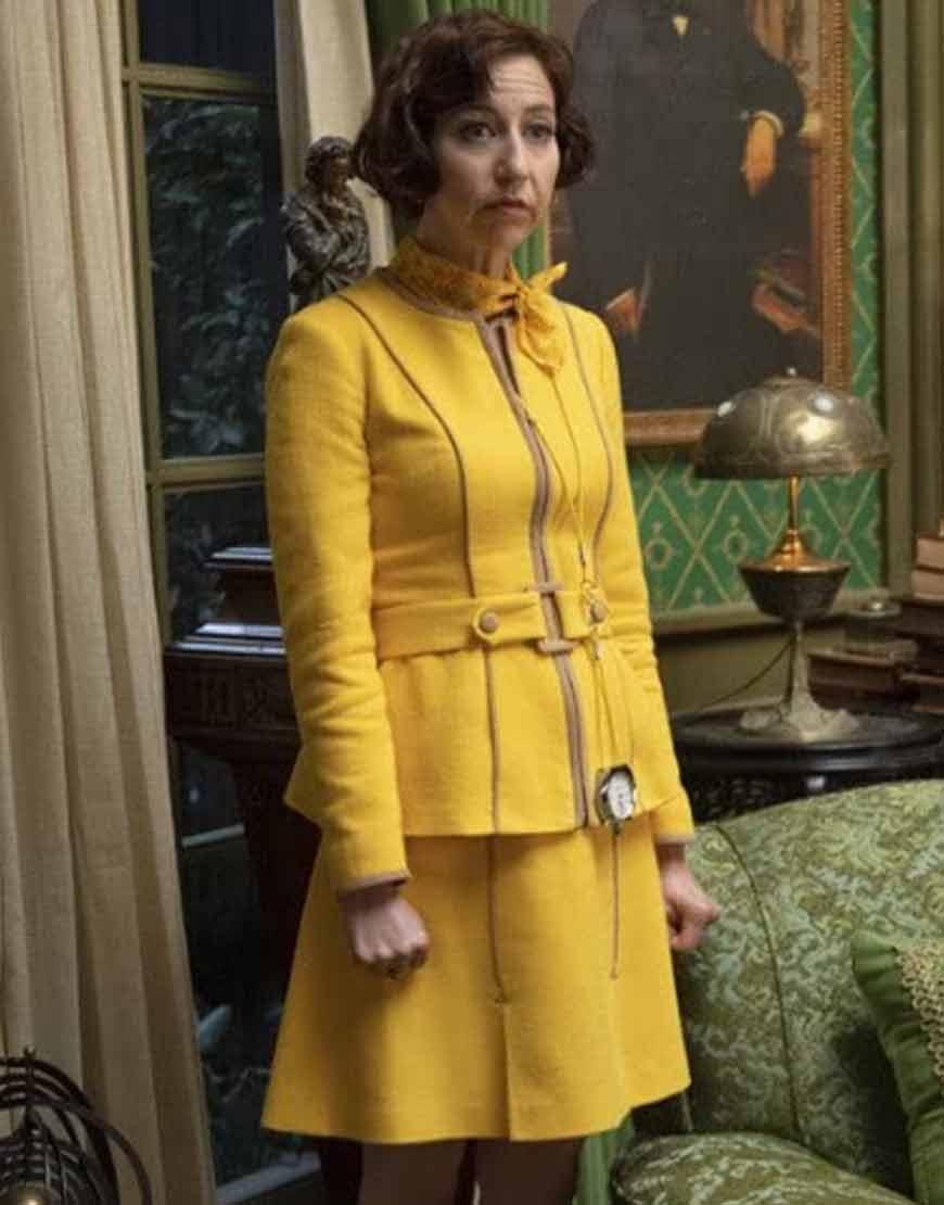 The-Mysterious-Benedict-Society-Kristen-Schaal-Yellow-Coat