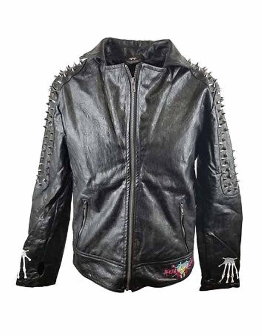 Alexa-Bliss-Little-Miss-Bliss-WWE-Black-Jacket