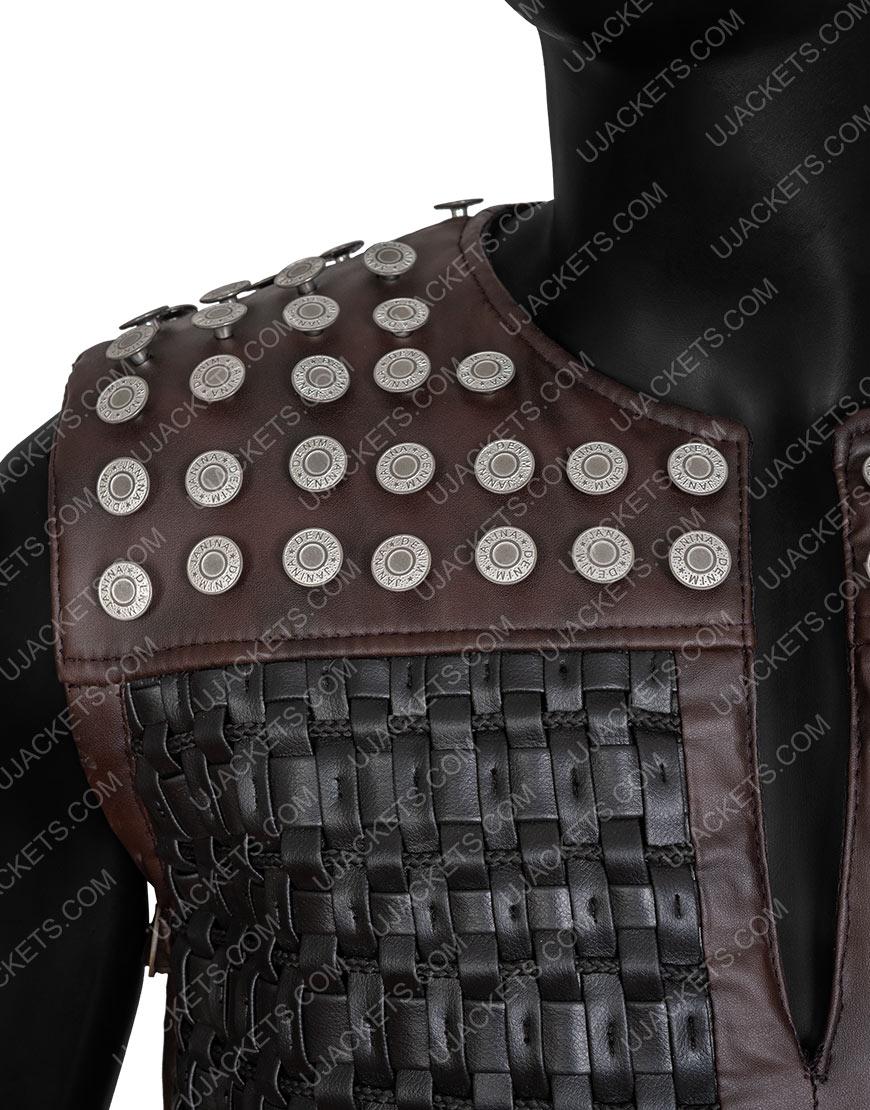 Alexander Dreymon Uhtred The Last Kingdom Season 03 Vest