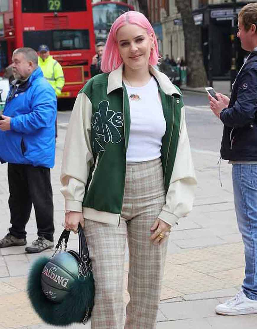 Anne-Marie-Our-Song-2021-Bomber-Jacket