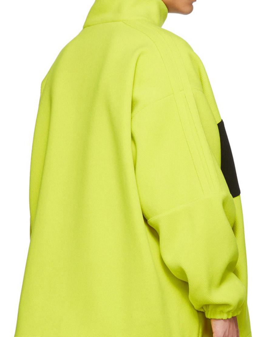 Kesha Green Balenciaga Jacket