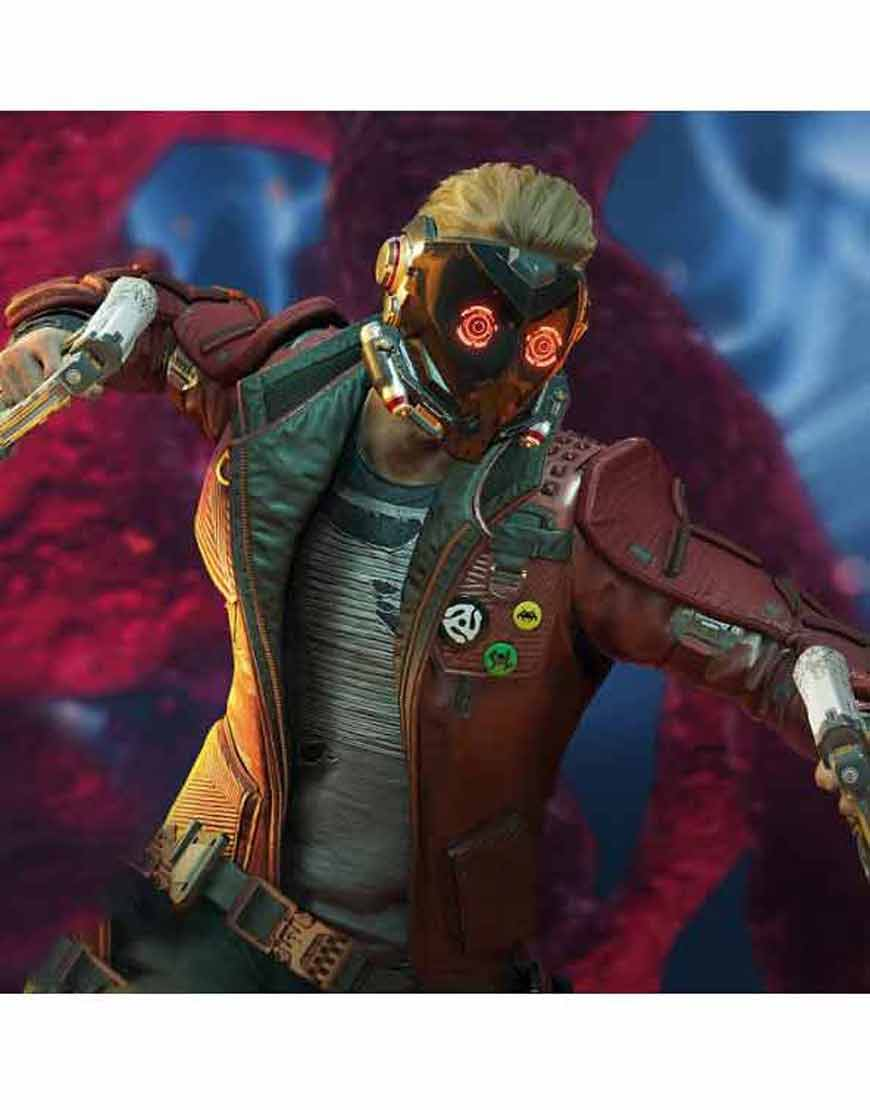Marvel's-Guardians-of-the-Galaxy-2021-Star-Lord-Leather-Jacket
