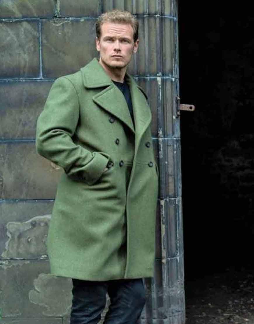 Men-in-Kilts-A-Roadtrip-with-Sam-and-Graham-2021-Sam-Heughan-Green-Coat