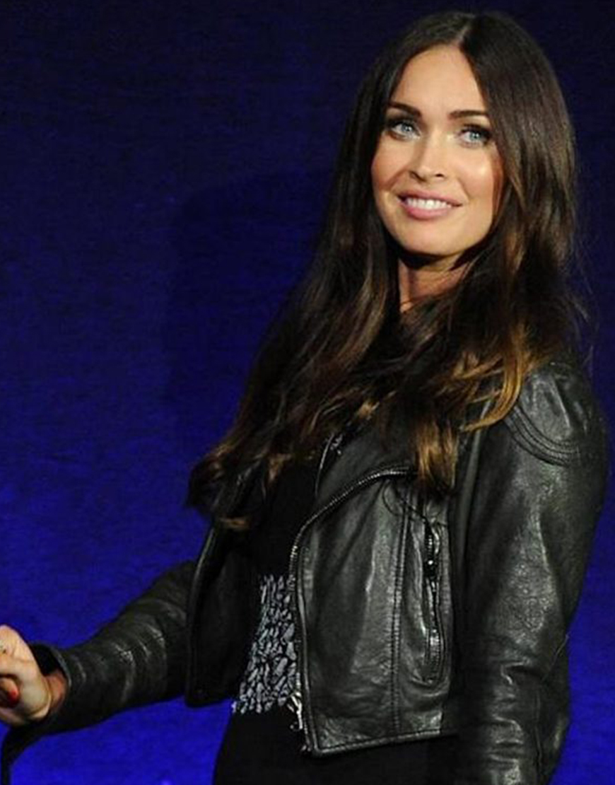 Midnight In The Switchgrass 2021 Megan Fox Leather Jacket