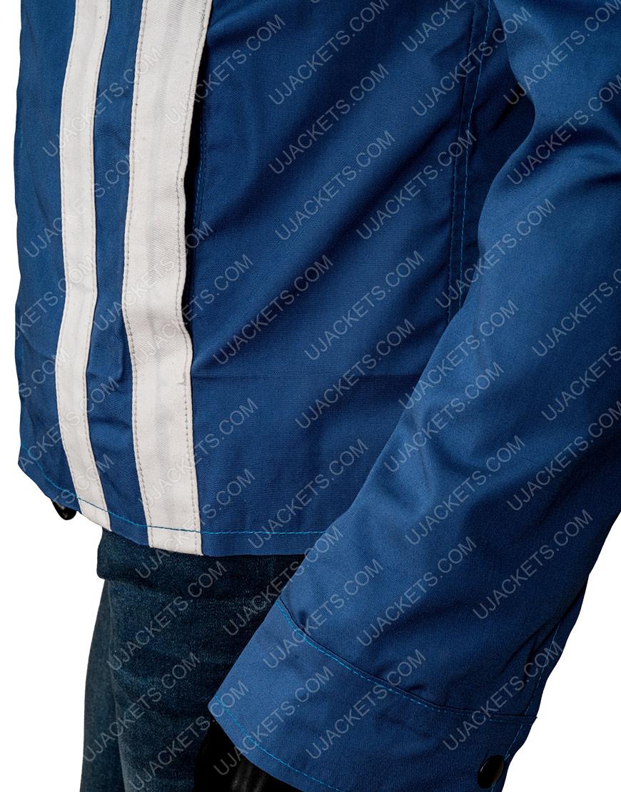 Speedway Elvis Presley Jacket With White Stripes