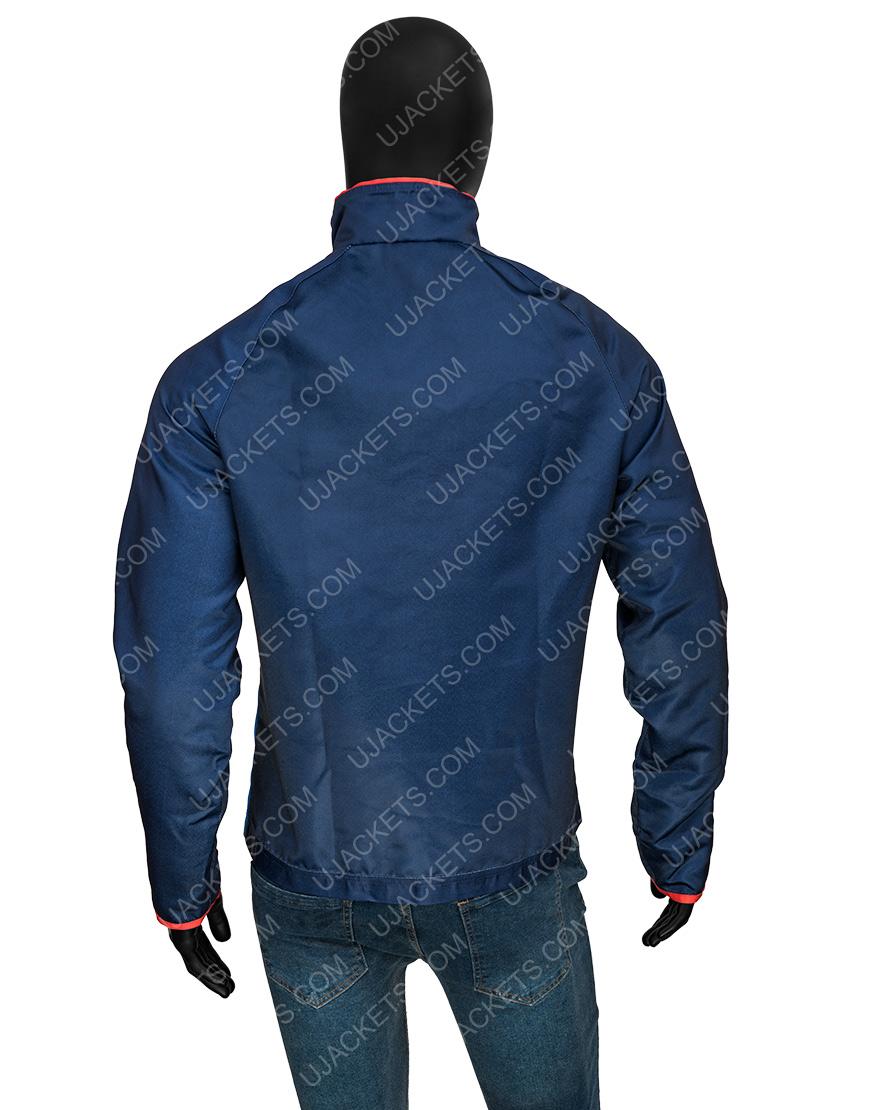 Ted Lasso Jason Sudeikis Jacket For Men