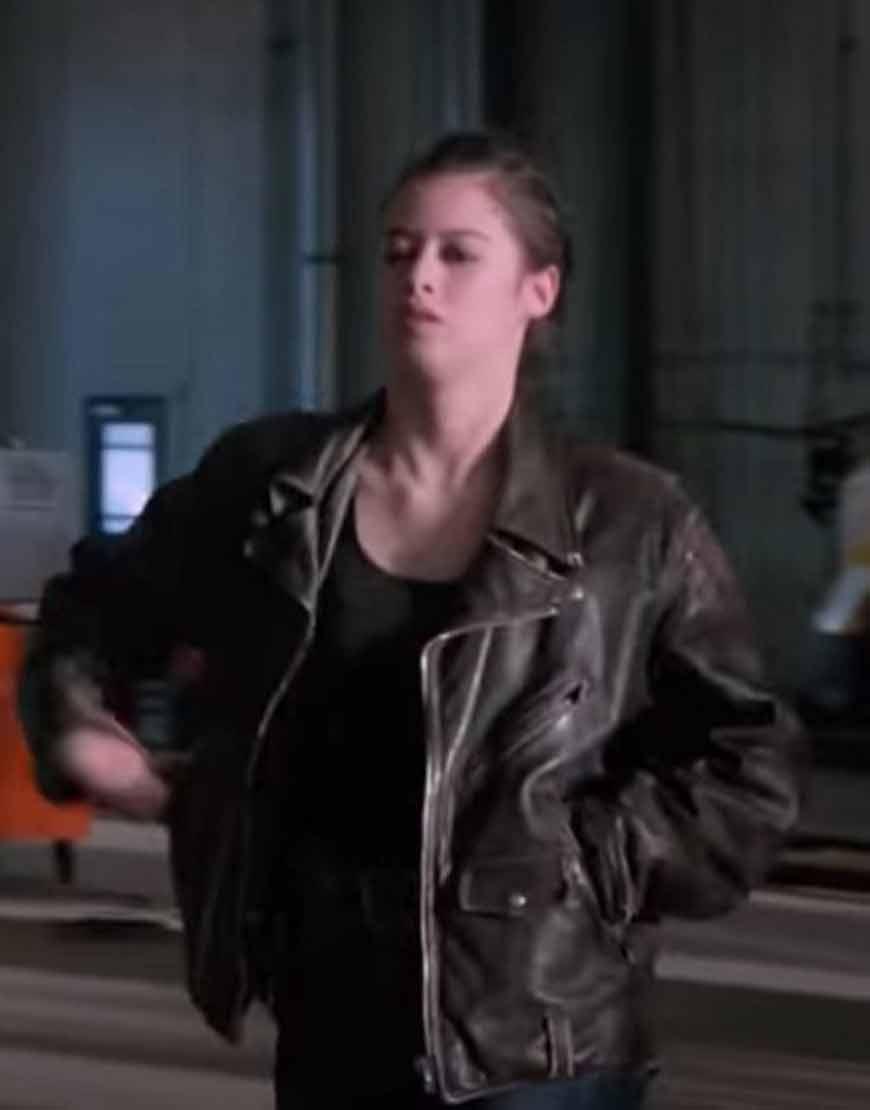 The-Ice-Road-2021-Amber-Midthunder-Leather-Jacket