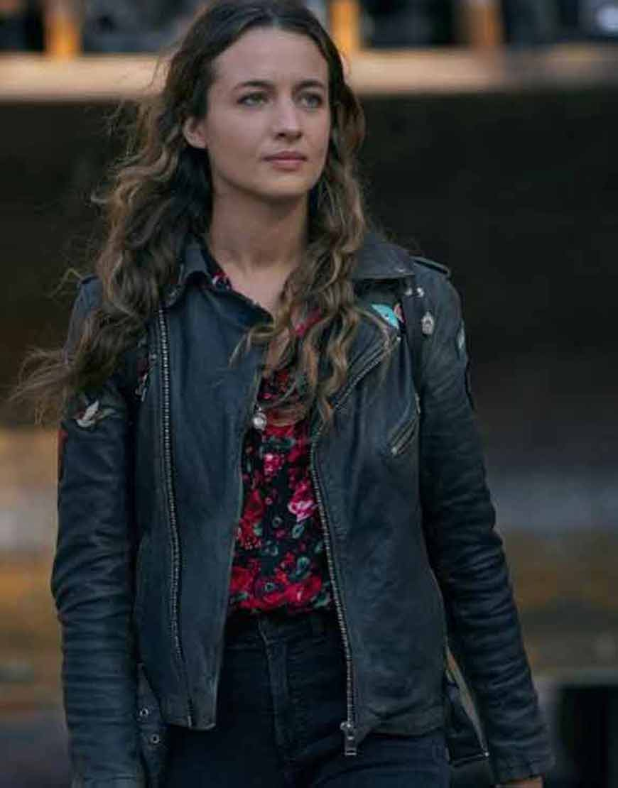 The-Republic-of-Sarah-2021-Black-Leather-Jacket