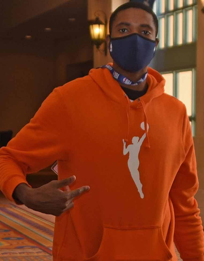 WNBA-2021-League-Orange-Hoodie
