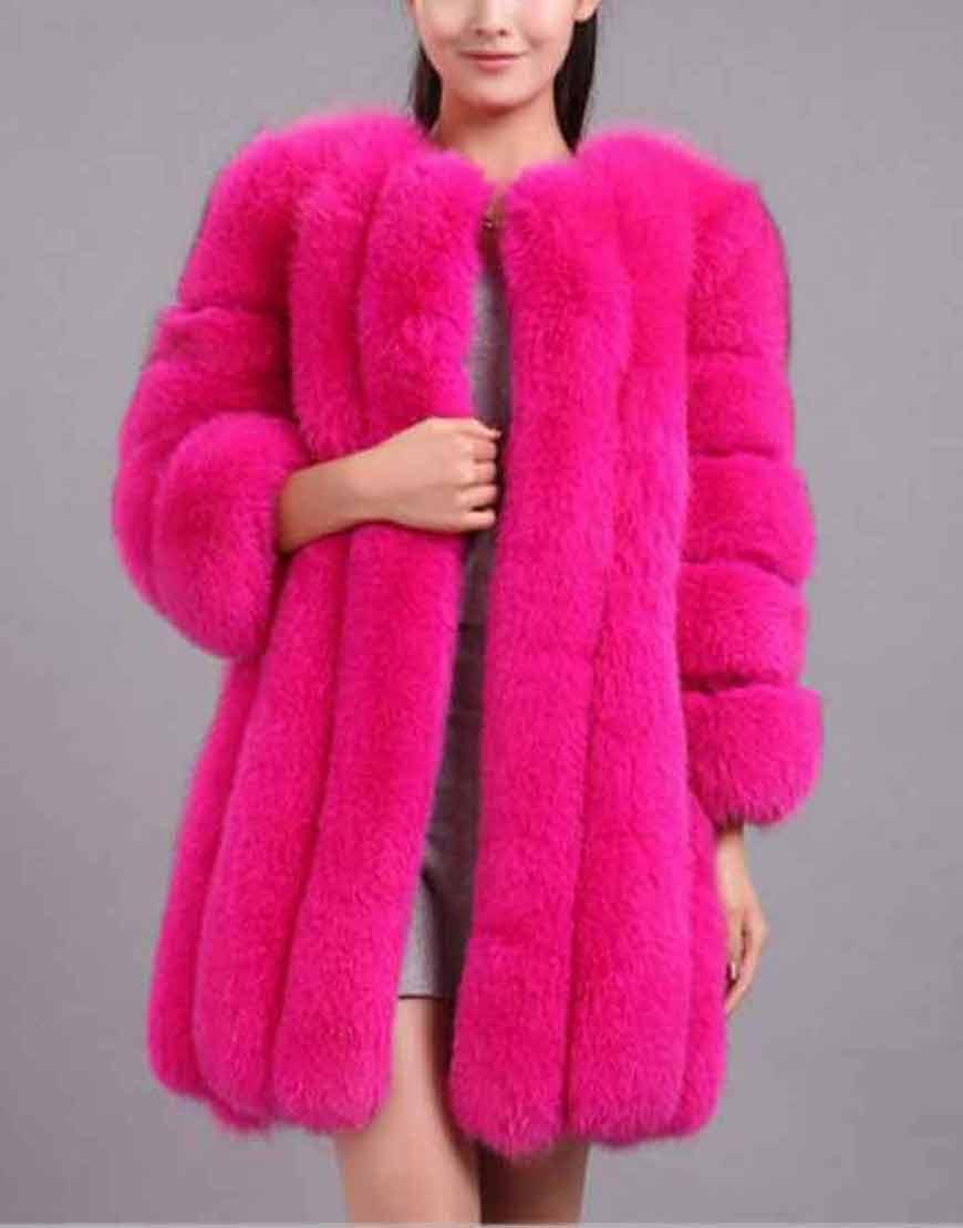 Ziwe-Fumudoh-Ziwe-Fur-Pink-Jacket-