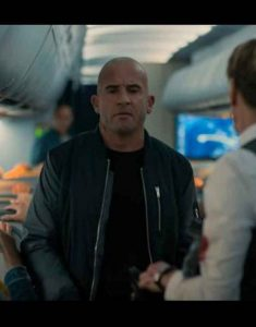 Blood Red Sky 2021 Dominic Purcell Jacket