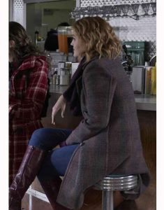 Hope Lauren The Republic of Sarah 2021 Corinne Dearborn Trench Coat