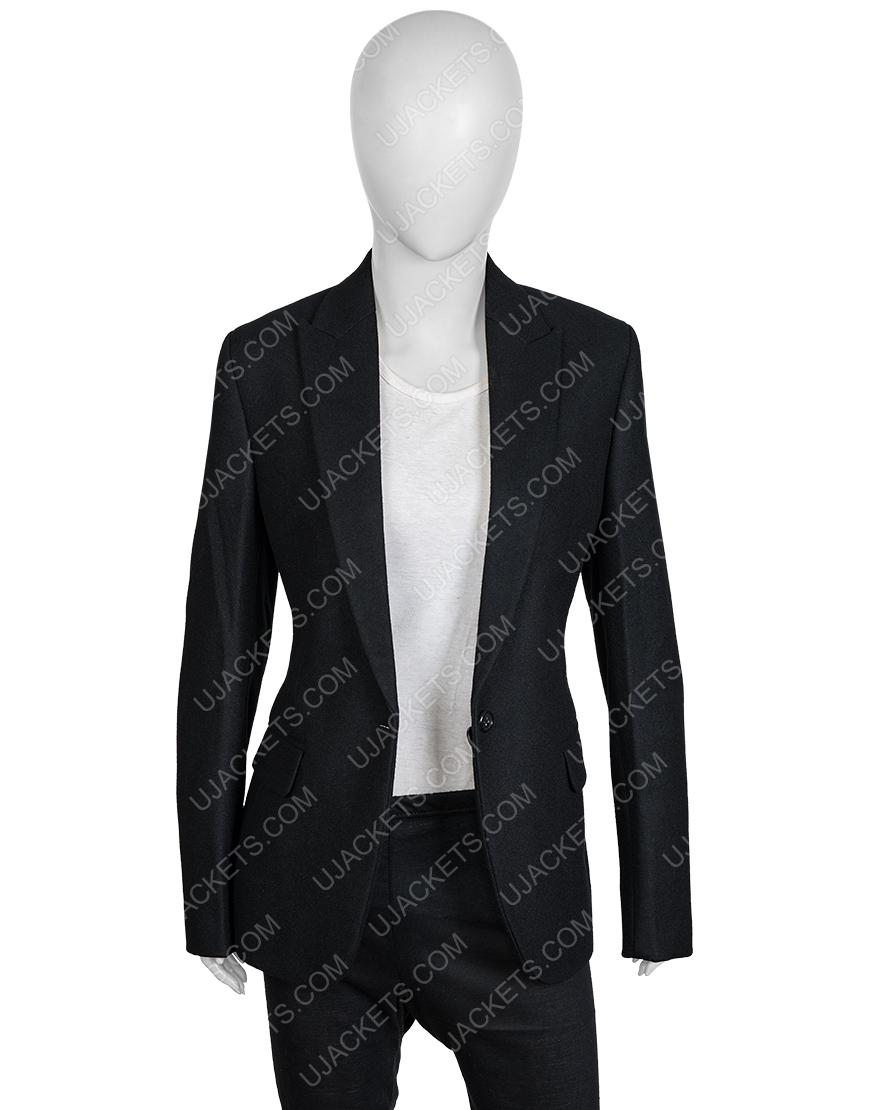 Jill Biden First Lady Black Jacket