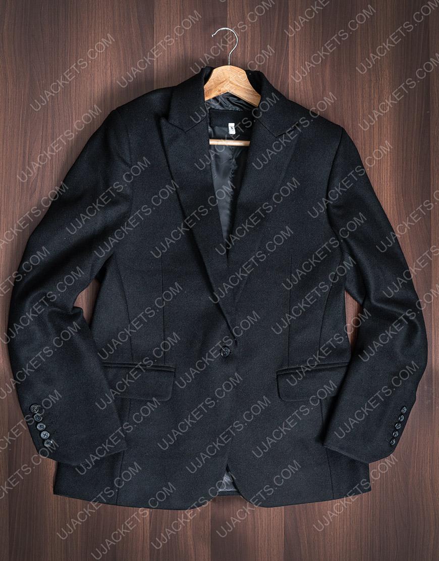 Jill Biden First Lady Love Black Jacket 2021