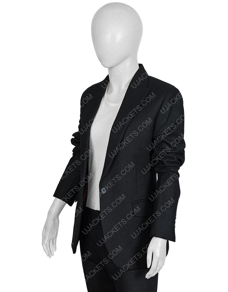 Jill Biden Love First Lady Black Jacket