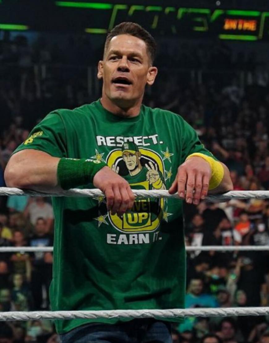 John Cena Money In The Bank 2021 T-Shirt