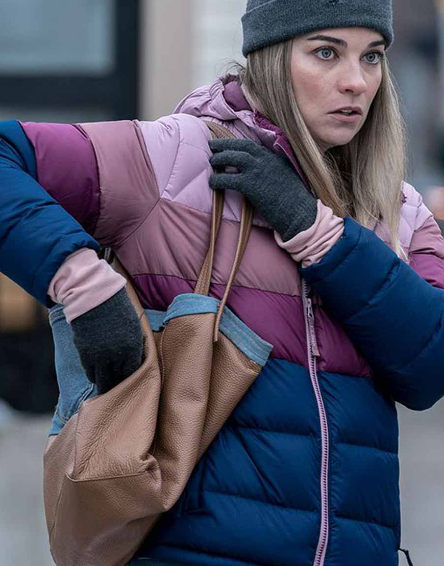 Kevin Can Fk Himself Annie Murphy Puffer Jacket