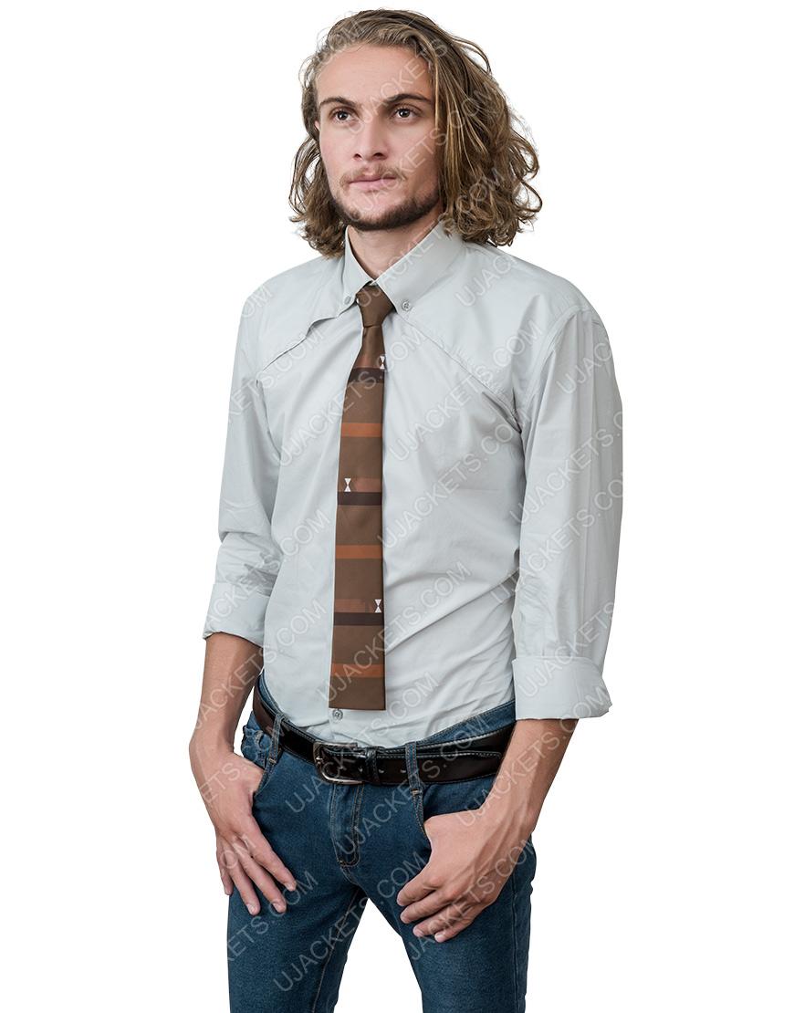 Loki 2021 Variant Tie And Shirt
