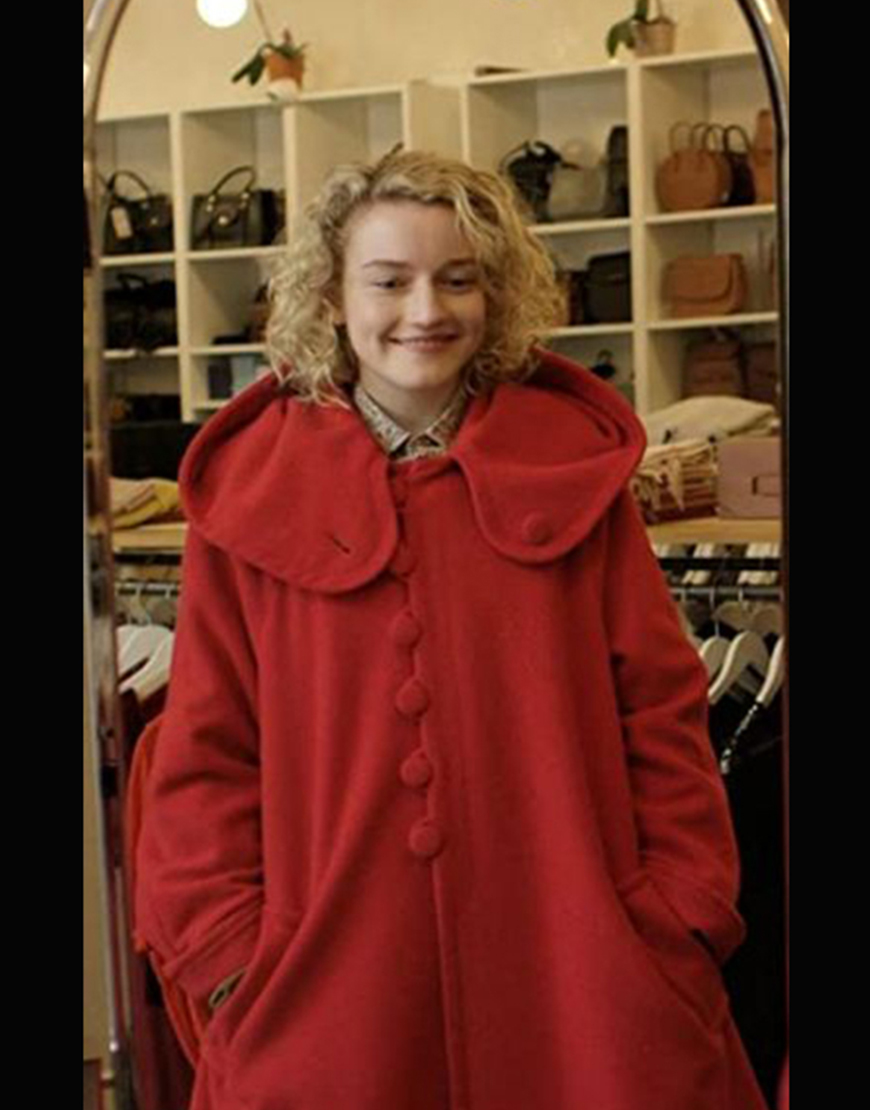 Modern Love S02 Maddy Red Coat