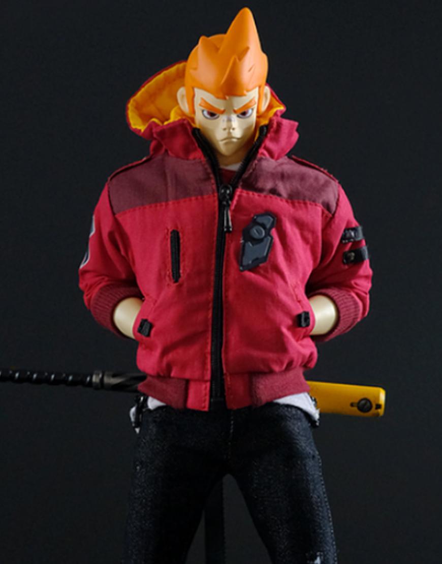 No Fear No Mercy Goku Jacket