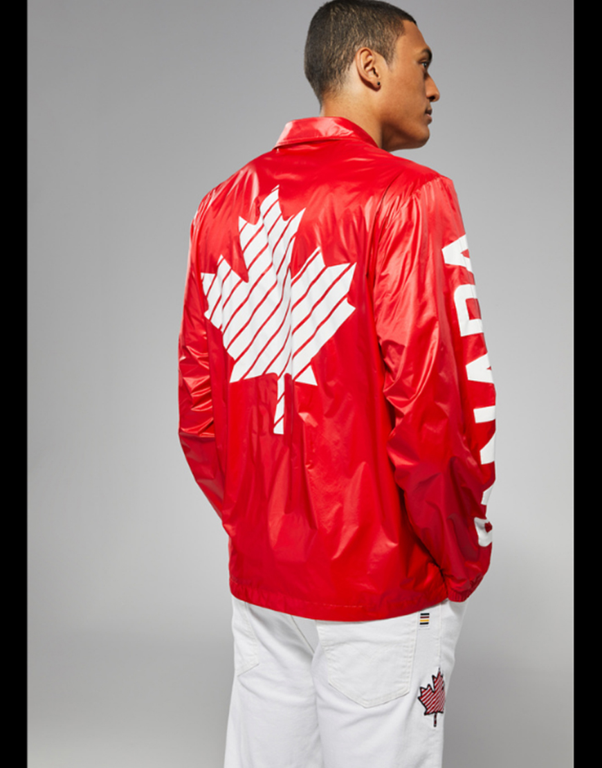 Olympic 2021 Red Jacket