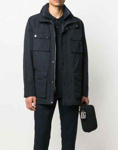 The Republic of Sarah Luke Mitchell Cotton Jacket