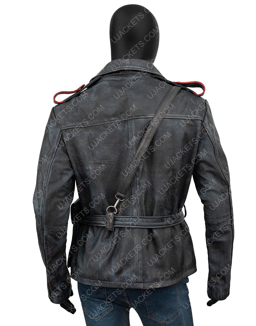 Battlefield 5 Peter Müller Brown Leather Jacket