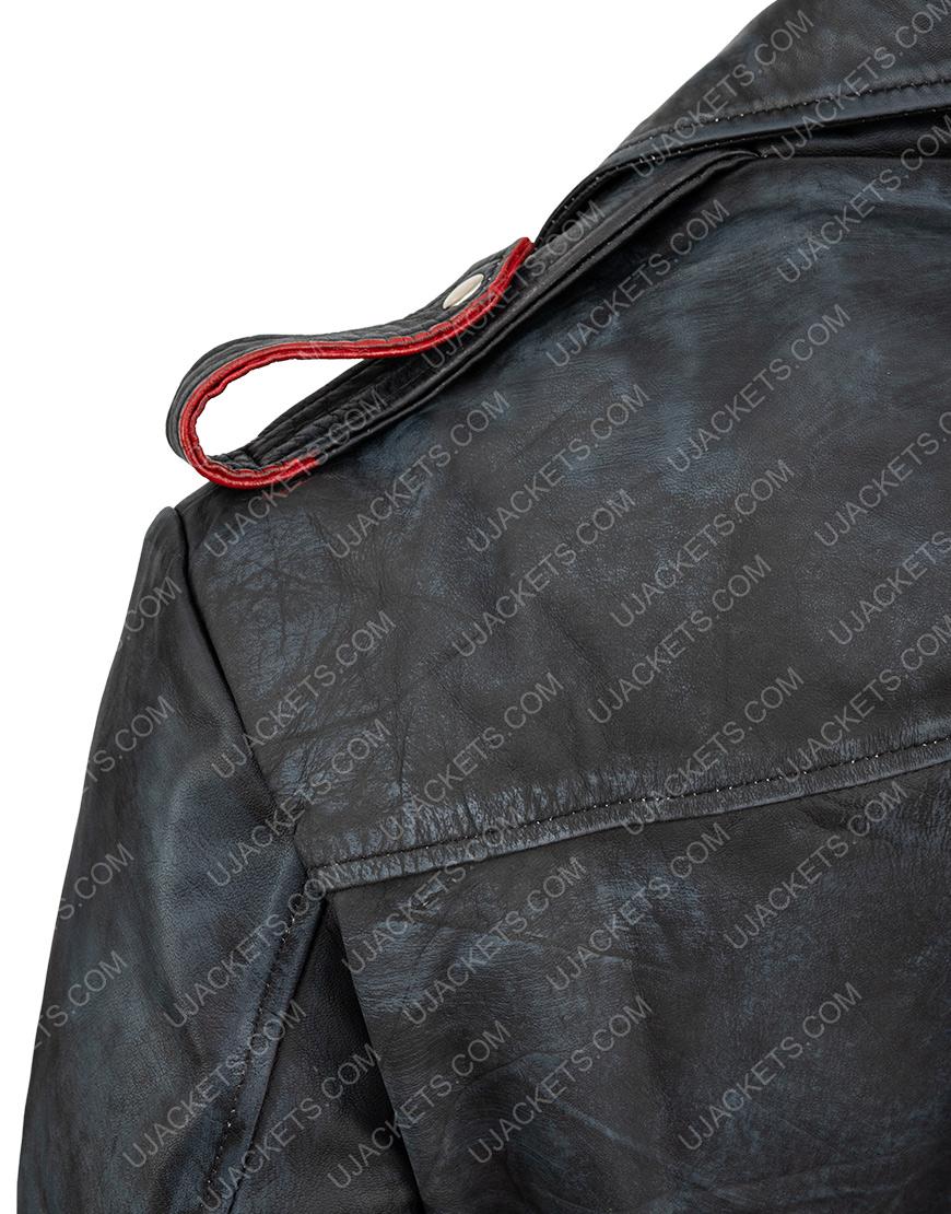 Battlefield 5 Video Game Peter Müller Distressed Jacket