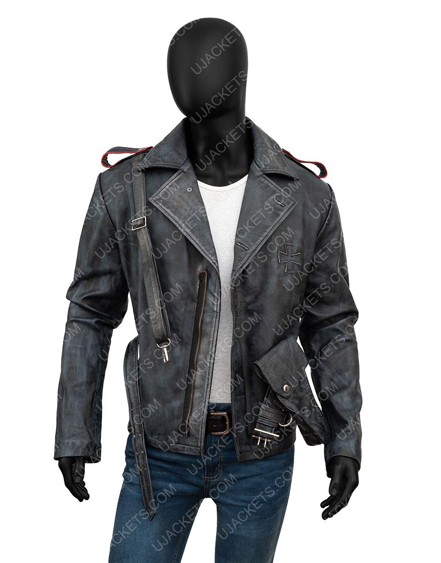 Battlefield 5 Video Game Peter Müller Leather Jacket