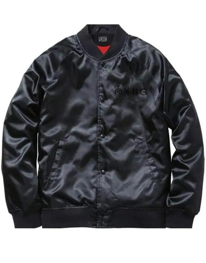 Beat Boy Cha Cha Black Jacket