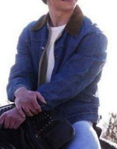 Cameron Kweller He's All That 2021 Tanner Buchanan Blue Jacket