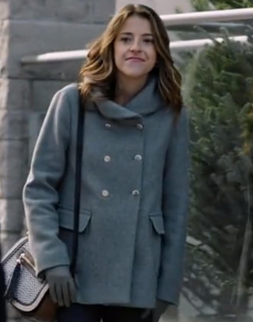 Death She Wrote 2021 Paula Brancati Mary Grey Coat