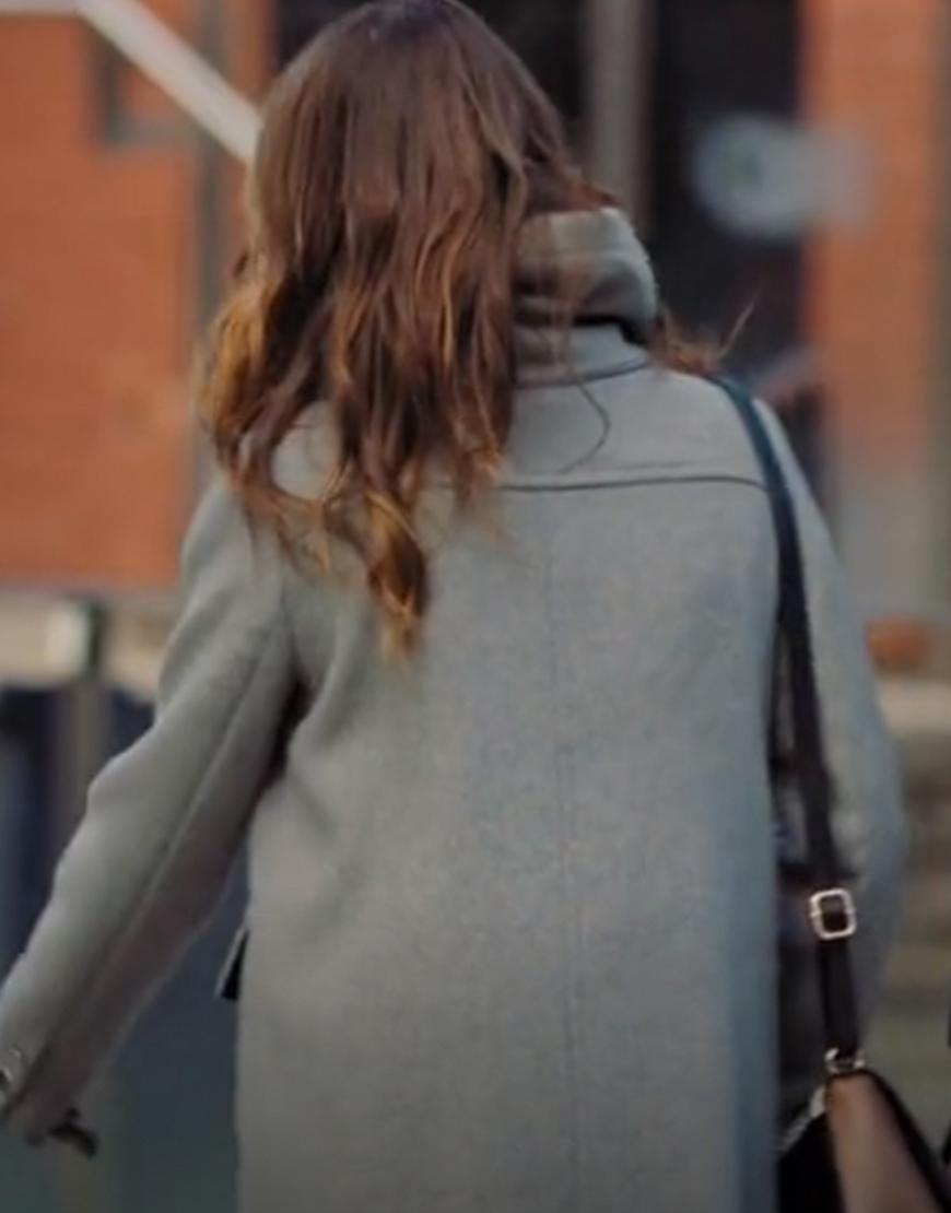 Death She Wrote Paula Brancati Mary Grey Coat