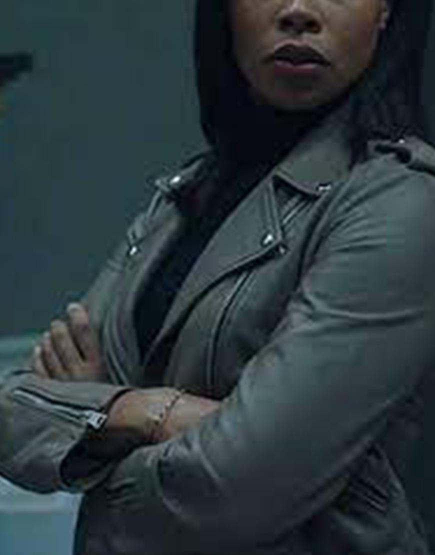 FBI Most Wanted Roxy Sternberg Jacket